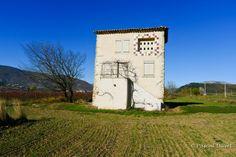 AHPD27 - Pigeonnier sur la route de Volonne - Alpes de Haute Provence 04