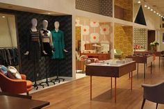 Orla Kiely store in NYC