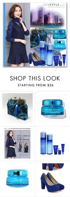"""YesStyle Polyvore Group "" Show us your YesStyle """" by ane-twist ❤ liked on Polyvore featuring Laneige"