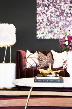 How to Decorate with Rich Colors This Fall | StyleCaster