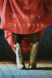 I reviewed this book recently at The Book Burp my review blog check it out http://bookburp.blogspot.com/2012/05/review-for-witchs-daughter-by-paula.html