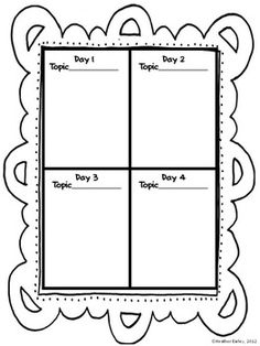 Independent Reading Reflection Choice Board- Tic Tac Toe