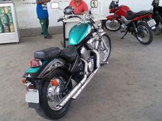 Moto Shadow Vlx 1998 - Bahia - Impecável