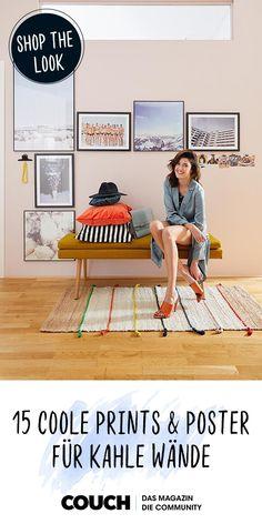 Attraktiv 15 Coole Prints Und Poster Für Kahle Wände: Wir Zeigen Dir, Wie Du Mit