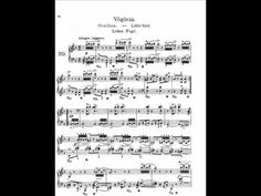 ▶ Grieg Lyric Pieces Book III, Op.43 - 4. Little bird - YouTube