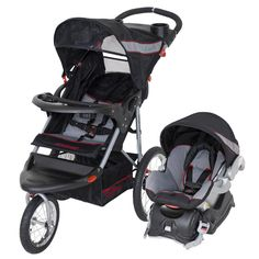 Baby Trend Expedition LX Travel System Millennium Stroller 30 Infant Car Seat US #BabyTrend