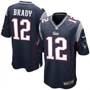 The Nike NFL New England Patriots Tom Brady Youth Game Football Jersey from has been redesigned for a clean an tailored fit, providing comfort and style to NFL fans! Patriots Fans, Nike Nfl, Patriots Memes, Patriots Logo, Tom Brady Team, Rob Gronkowski, New England Patriots, Athletic Wear, T Shirts