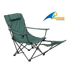 beach chairs with footrest chesterfield club chair 25 best folding images deck cheap home furniture design