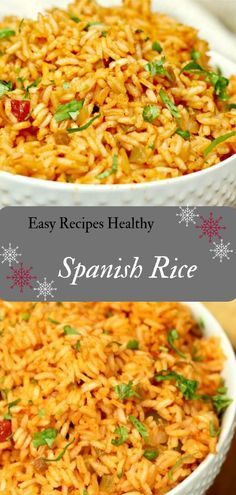 Simple Recipes Healthy Spanish rice Simple Recipes For College Students, Easy Re . - Simple Recipes Healthy Spanish rice Simple Recipes For College Students, Easy Re … - Easy Recipes For Beginners, Easy Asian Recipes, Quick Dinner Recipes, Vegetarian Recipes Easy, Healthy Crockpot Recipes, Easy Chicken Recipes, Simple Recipes, Rice Recipes, Easy Meals For Two
