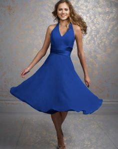 Image detail for -Royal blue bridesmaid dresses pictures 4