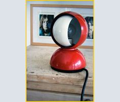lampada Eclisse, Artemide, foto postata via web