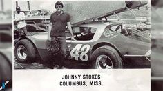 You may know Johnny Stokes as the owner and promoter of Magnolia Motor Speedway.  But did you know he was also a great racer in his own right and even twi