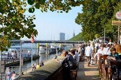 Schlachte Embankment, © Schlachte Marketing und Service Verband