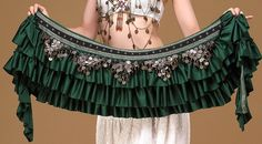 Belly Dance Scarf, Belly Dance Outfit, Jazz Dance Costumes, Belly Dance Costumes, Dance Outfits, Dance Dresses, Navratri Dress, Beautiful Hips, Tribal Belly Dance
