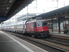 Swiss Railways, S Bahn, Switzerland, Diesel, Parking Lot, Locomotive, Diesel Fuel