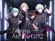 Shining All Star CD2|うたの☆プリンスさまっ♪
