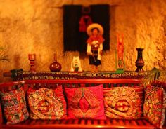Hotel Esencia - Mexico - bohemian decor bohemian interiors bohemian bedroom - ikaldelmar.com4