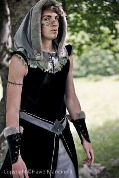 Druid dress by ~Kloor-a-Kawn on deviantART