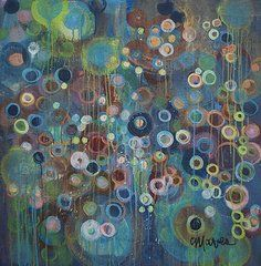 Laurie Maves - A World of Circles