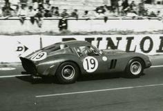 1962 FERRARI 250 GTO LE MANS