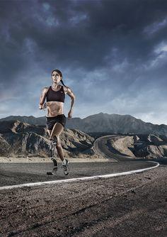 Fotografía publicitaria deportiva por Tim Tadder #fotografia #photography #advertising