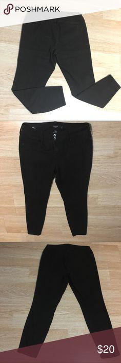Torrid Denim Black Jeggings Jeans Size 14 Short Torrid Denim Black Jeggings Jeans Size 14 Short torrid Jeans Skinny