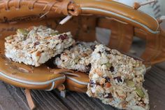 Seed, Fruit & Nut Bars (The Unrefined Kitchen ~ Paleo/Primal Cooking)