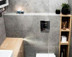 Po męsku - Mała łazienka, styl nowoczesny - zdjęcie od Zolnik Pracownia
