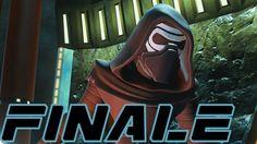 Disney Infinity 3.0 Star Wars Gameplay ITA Walkthrough Finale - Il Risve...