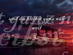 """Ich singe die deutsche Version von """"My heart will go on"""" - YouTube"""