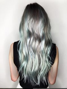 Gem Tone Hair Will Be All The Rage This Summer