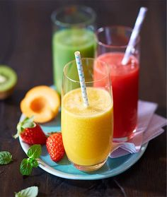 Smoothies selbst gemacht