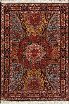 "Love it! My heritage <3 Tabriz Persian Rug, Buy Handmade Tabriz Persian Rug 9' 10"" x 13' 5"", Authentic Persian Rug"
