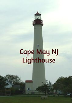 A climb to the top of the Cape May Lighthouse will leave you breathless… in more ways than one.