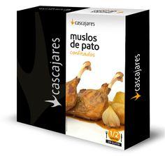 Muslos de Pato  // Precio unidad 9,99 euros (IVA incluido)