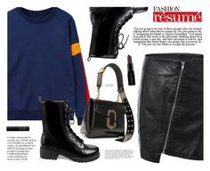 """fashion resume"" by m-zineta ❤ liked on Polyvore featuring Smashbox and NARS Cosmetics"