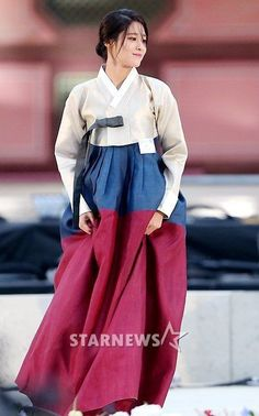Korean Traditional Dress, Traditional Looks, Traditional Dresses, Kim Seol Hyun, Korean Dress, Seolhyun, Asia Girl, Korea Fashion, Cute Korean