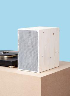 NW3 speaker by Neue Werkstatt