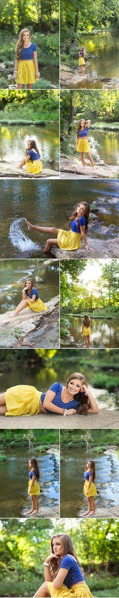Makenna   d-Squared Designs St. Louis   Missouri Senior Photography