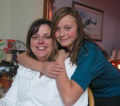 My Bestest Little Girlfriend in the world with her wonderful Mom, Michelle! xooxox