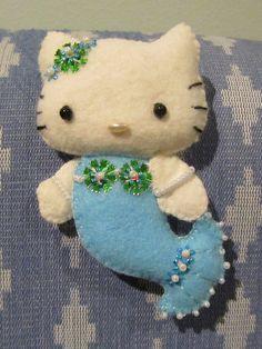 Hello Kitty Plushie
