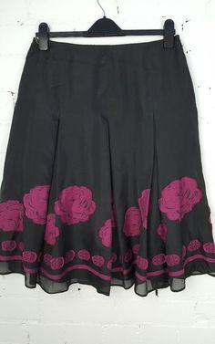 Delicious Isaac Mizrahi 100% Cotton Gold Skirt Xl 12 Clearance Price Skirts