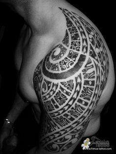 876 Meilleures Images Du Tableau Tatouages Bras Maori Chest