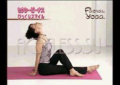 Японская йога для лица (Takatsu Humiko) в gif-анимациях - AGELESS. Энциклопедия методов омоложения