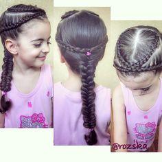 Прически из кос, косы, hair, hairstyles, braidstyles, braidsforgirls