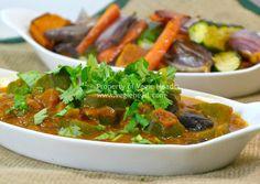 eggplant tahini stew