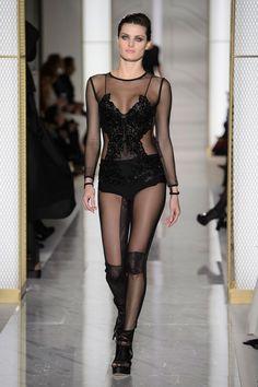 La Perla Fashion Week Paris Haute Couture 26.JAN.2015 PARIS