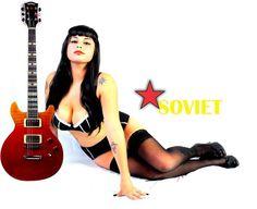 Guitarras SOVIET CUSTOM SHOP - LIBERTAD 877 4to A - Les Paul