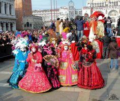 Венецианский карнавал  2009г