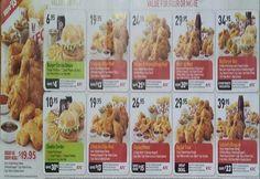 KFC Vouchers for ACT NSW NT SA VIC